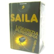 Italian Liquorice (Licorice) Sweets, Saila - pack of 2